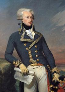Gilbert du Motier, Marquis de Lafayette