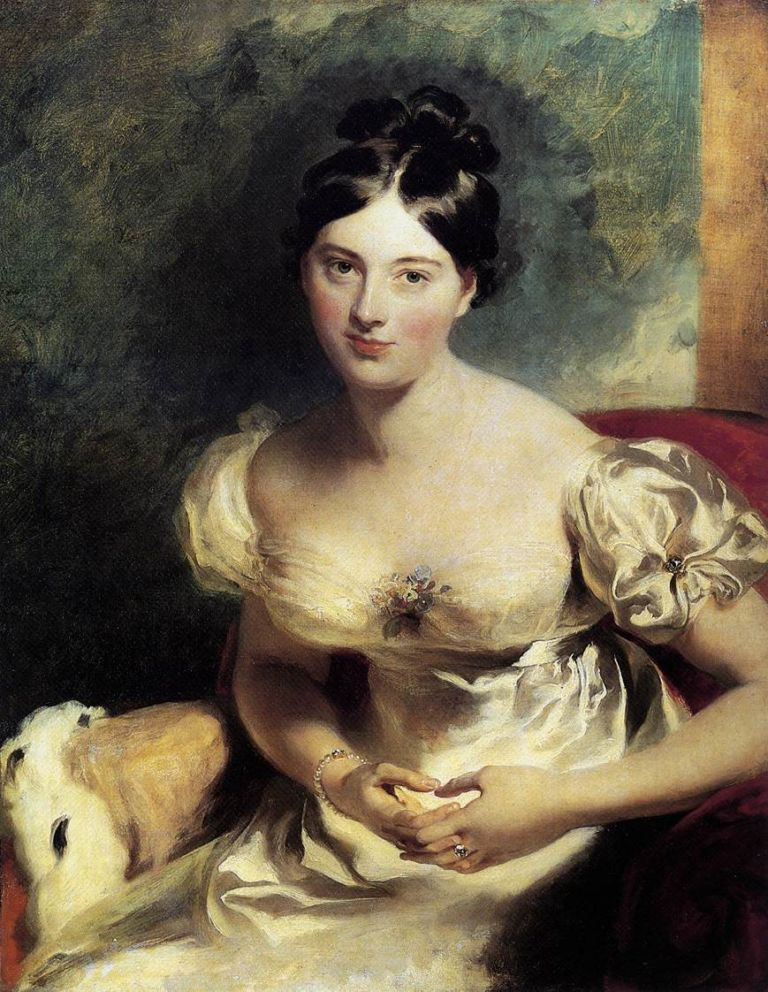 Marguerite Gardiner, Countess of Blessington