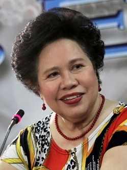 Miriam Defensor Santiago