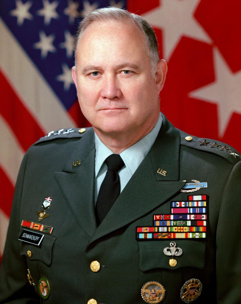 Norman Schwarzkopf Jr.