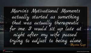 Marvin Sapp quote : Marvin's Motivational Moments actually ...