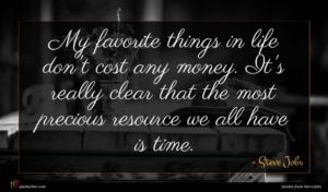 Steve Jobs quote : My favorite things in ...