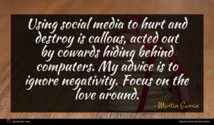Martin Garrix quote : Using social media to ...