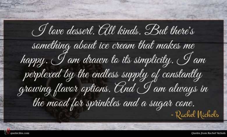 I love dessert. All kinds. But there's something about ice cream that makes me happy. I am drawn to its simplicity. I am perplexed by the endless supply of constantly growing flavor options. And I am always in the mood for sprinkles and a sugar cone.