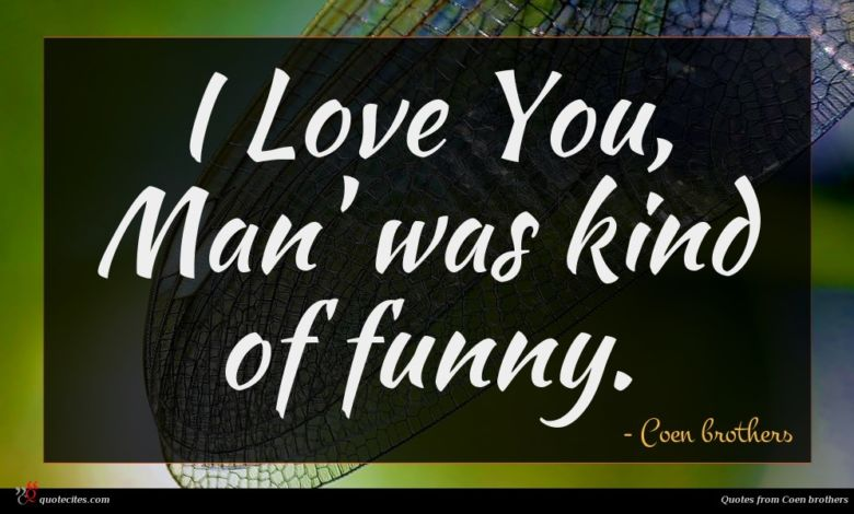 I Love You, Man' was kind of funny.
