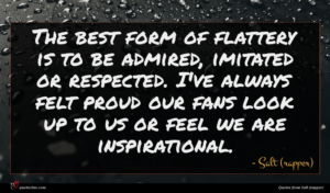 Salt (rapper) quote : The best form of ...