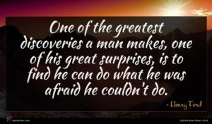 Henry Ford quote : One of the greatest ...