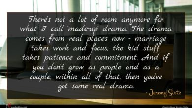 Photo of Jeremy Sisto quote : There's not a lot …