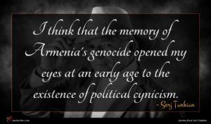 Serj Tankian quote : I think that the ...