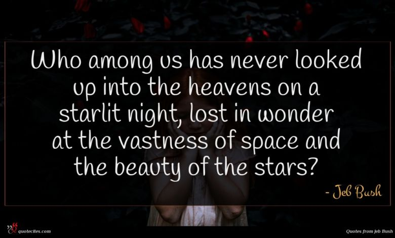 Who among us has never looked up into the heavens on a starlit night, lost in wonder at the vastness of space and the beauty of the stars?