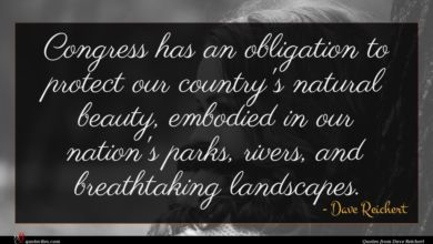 Photo of Dave Reichert quote : Congress has an obligation …