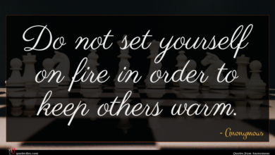 Photo of Anonymous quote : Do not set yourself …