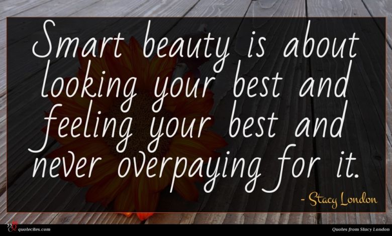 Smart beauty is about looking your best and feeling your best and never overpaying for it.