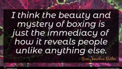 Photo of Brin-Jonathan Butler quote : I think the beauty …