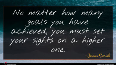 Photo of Jessica Savitch quote : No matter how many …