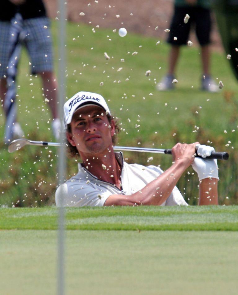 Adam Scott (golfer)