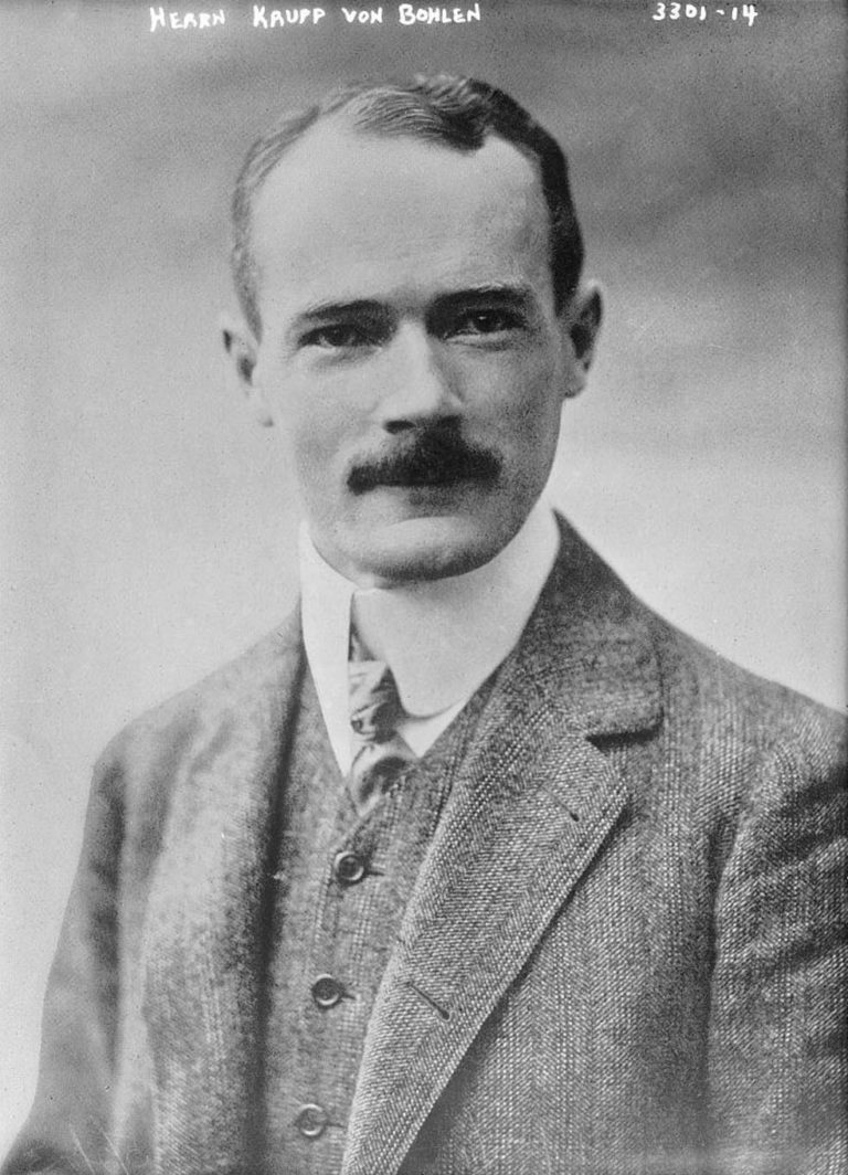Gustav Krupp von Bohlen und Halbach