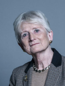 Pauline Neville-Jones, Baroness Neville-Jones