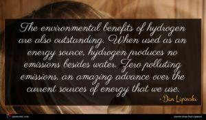 Dan Lipinski quote : The environmental benefits of ...