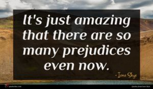 Ione Skye quote : It's just amazing that ...
