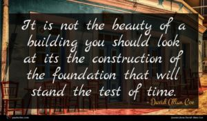 David Allan Coe quote : It is not the ...