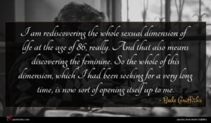 Bede Griffiths quote : I am rediscovering the ...