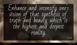 Ovid quote : Enhance and intensify one's ...
