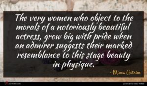 Minna Antrim quote : The very women who ...