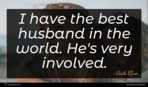Heidi Klum quote : I have the best ...