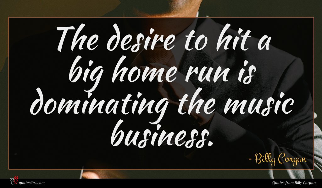 The desire to hit a big home run is dominating the music business.