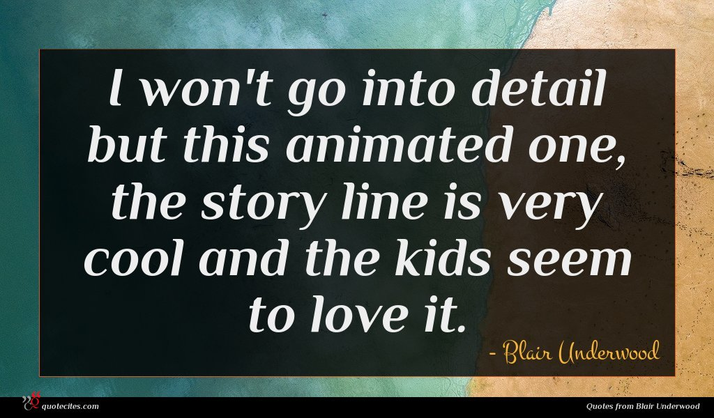 I won't go into detail but this animated one, the story line is very cool and the kids seem to love it.