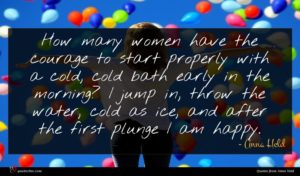 Anna Held quote : How many women have ...