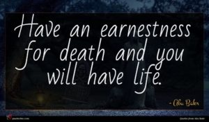 Abu Bakr quote : Have an earnestness for ...