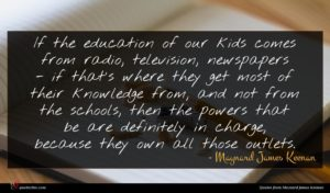 Maynard James Keenan quote : If the education of ...