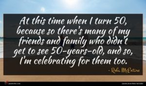 Reba McEntire quote : At this time when ...