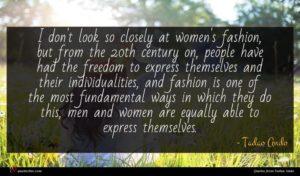 Tadao Ando quote : I don't look so ...