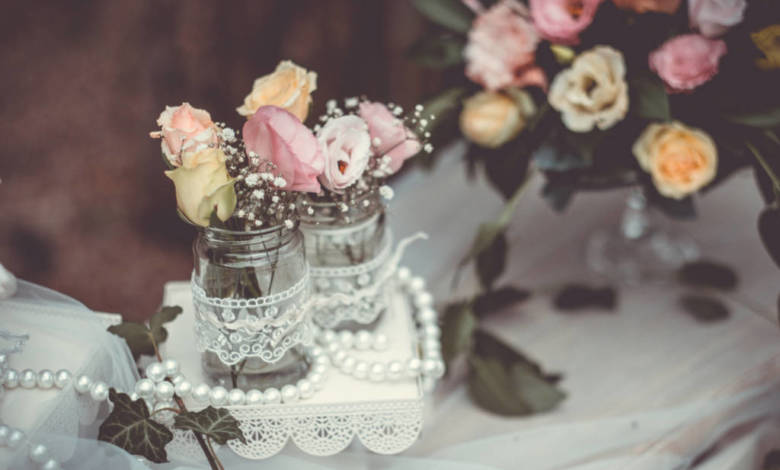 Photo of Step-by-step guide to choosing your wedding decor