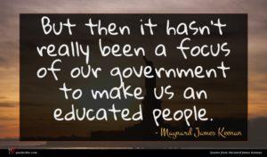 Maynard James Keenan quote : But then it hasn't ...