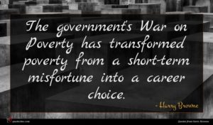Harry Browne quote : The government's War on ...