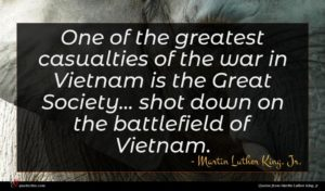 Martin Luther King, Jr. quote : One of the greatest ...