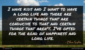 Ethan Suplee quote : I have kids and ...