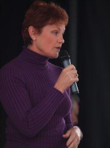 Pauline Hanson