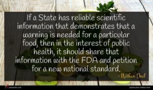 Nathan Deal quote : If a State has ...