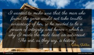 Sidney Sheldon quote : I wanted to make ...