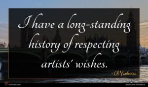 Al Yankovic quote : I have a long-standing ...