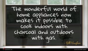 Bill Vaughan quote : The wonderful world of ...